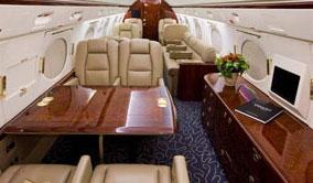 Charter A Gulfstream IV