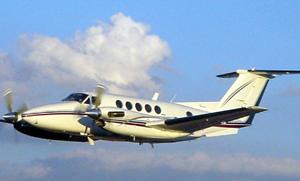 King Air 200 Empty-leg Flights