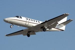 Air Charter a Citation Bravo Light Jet