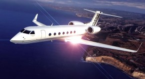 Avoid jet lag onboard private jets