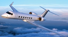 Charter a heavy jet, like the Gulfstream 500 for on-demand business air charter trips.