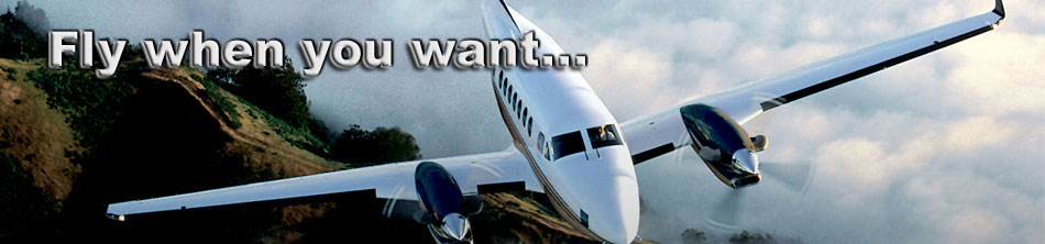 Charter A King Air