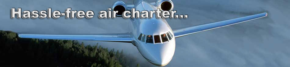 Hassel-free Air Charter to Mobile