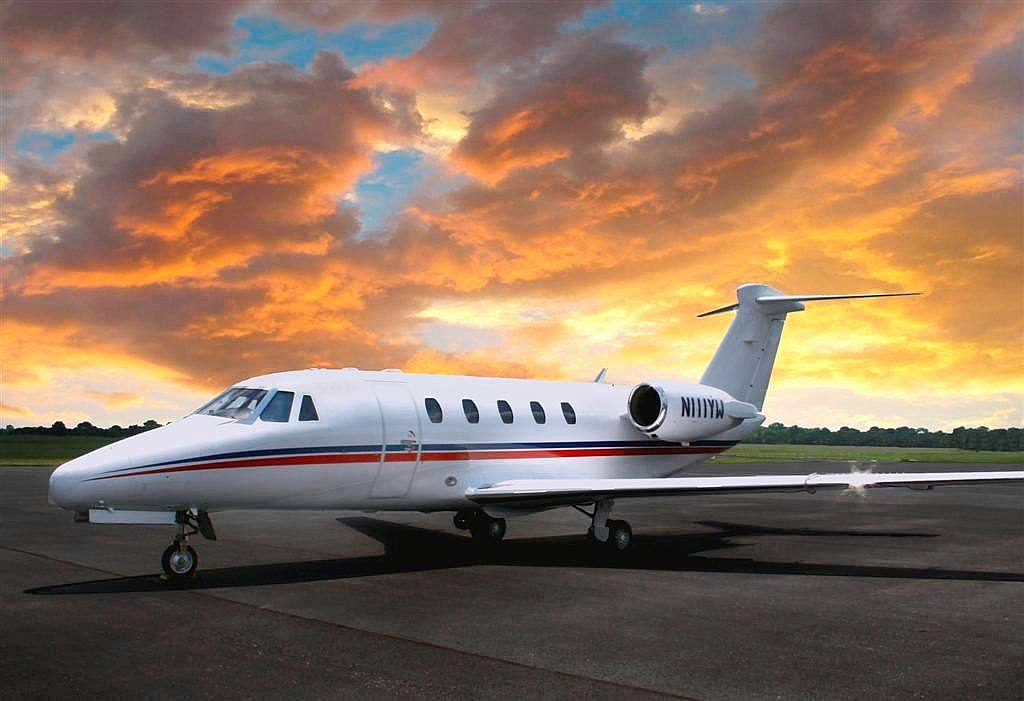 Private Aircraft Charter Tucson Arizona  Arrival Aviation