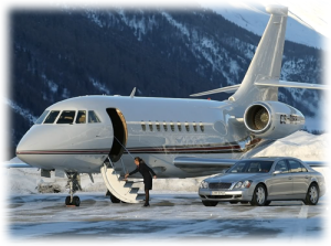 Private jet to Vail, Colorado
